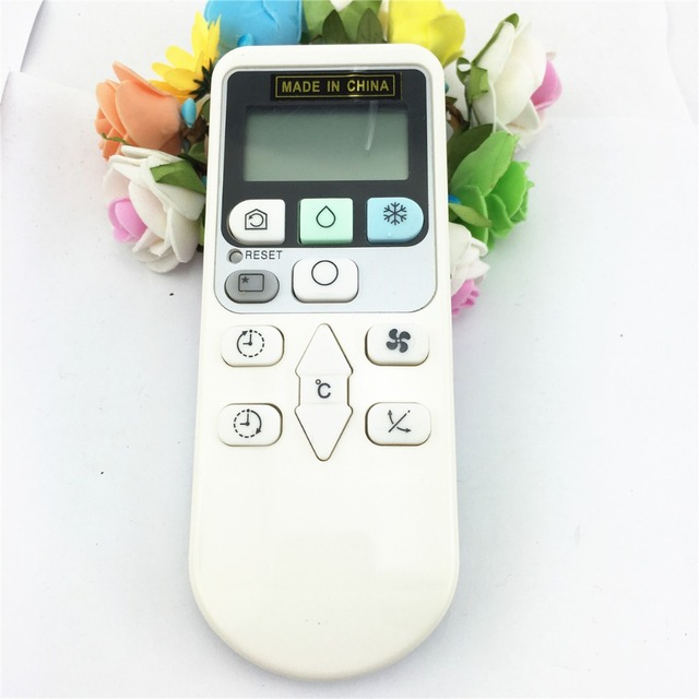 US $2 66 |remote control suitable for hitachi Air Conditioner air  conditioning remote control KTRL004 RAS S18CAK X18CBK E18CYK 26/36BCY-in  Remote