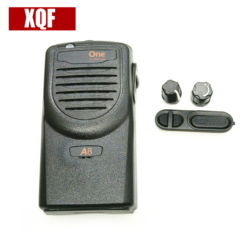XQF Front Case Housing Cover For Motorola A8 Two Way Radio
