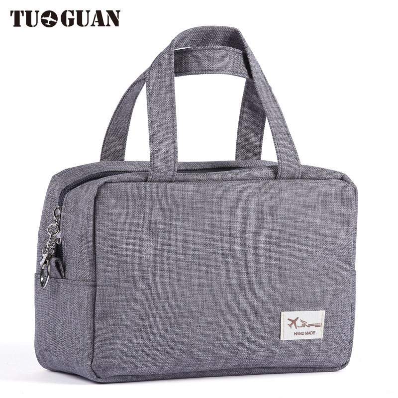 TUGUAN Fashion Man/Women Travel Cosmetic Cases Business Toiletry Bag Portable Make up Organizer Wash Pouch Storage Bags