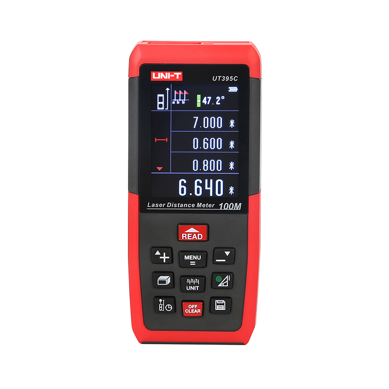 UNIT UT395A UT395B UT395C Laser Distance Meters 50m 70m 100m Rangefinder Best Accuracy Software Data Calculate Continuous Measur unit ut395a ut395b ut395c laser distance meters 50m 70m 100m rangefinder best accuracy software data calculate continuous measur
