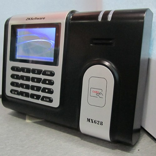 Linux system TCP/IP Proximity Card Time Attendance Punsh Card Time Clock ZKteo MX628 turck proximity switch bi2 g12sk an6x