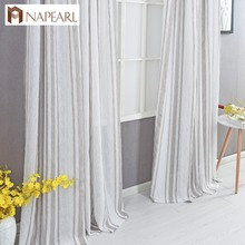 Buy  tain rideaux ready made tulle panel window  online