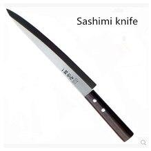 YAMY & CK YILang edelstahl küchenmesser lachs sashimi raw fischfilet kochmesser kochen messer Tänzelte geschenk
