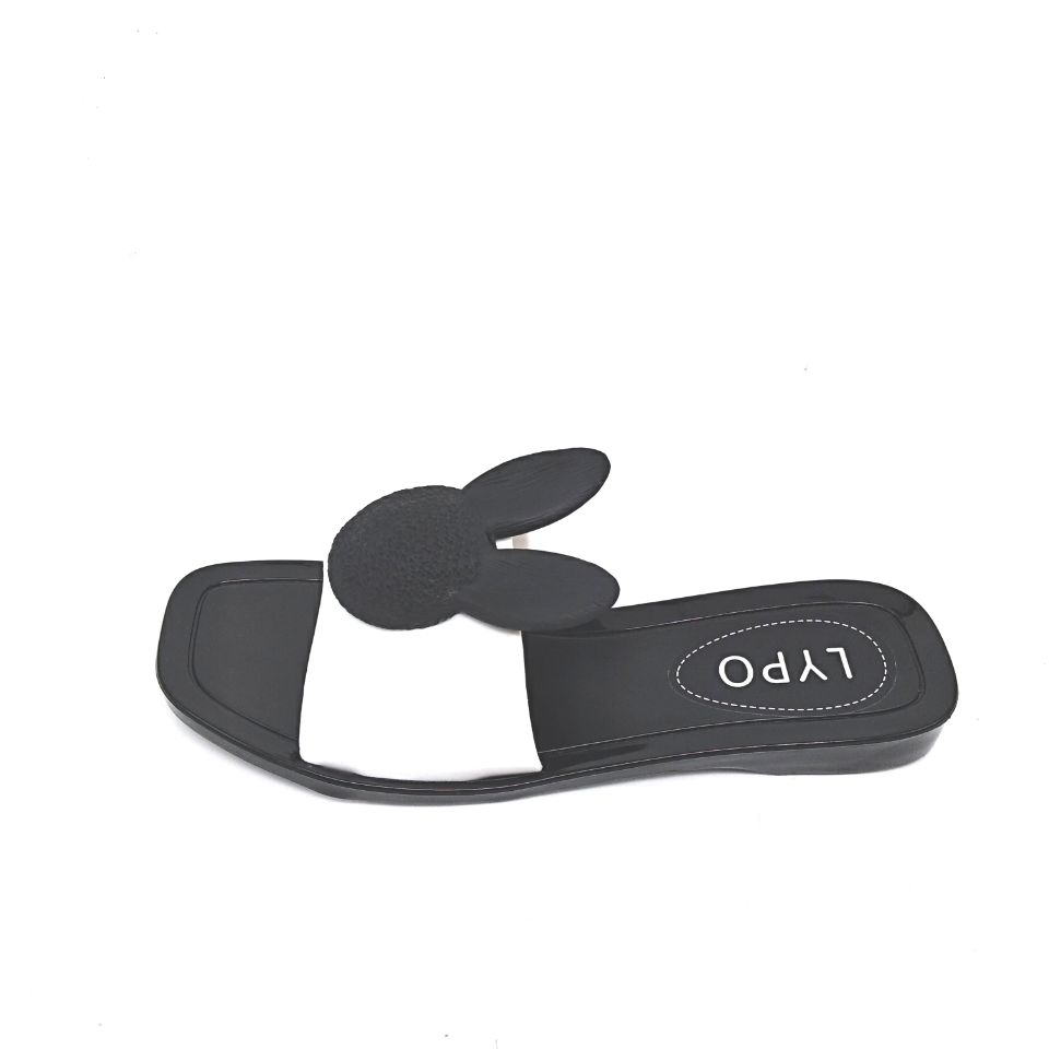 00e58cd2f9205a Women s slippers wholesale cute rabbit head slippers women s sandals and  sandals on the soles of sandals and skid-proof summer