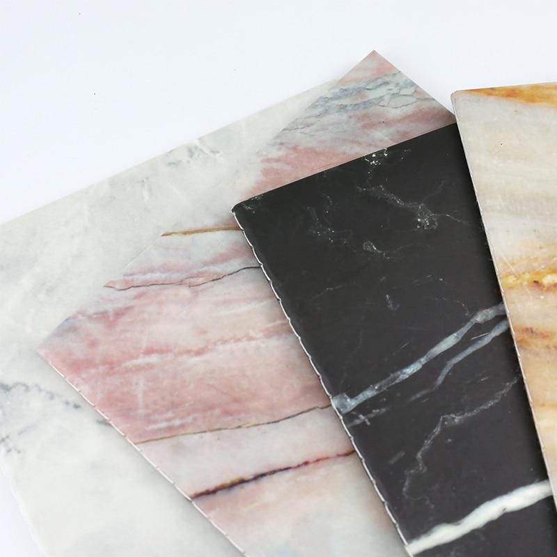 Diseños de mármol Funda suave A5 Líneas de cuaderno Composición - Blocs de notas y cuadernos - foto 2