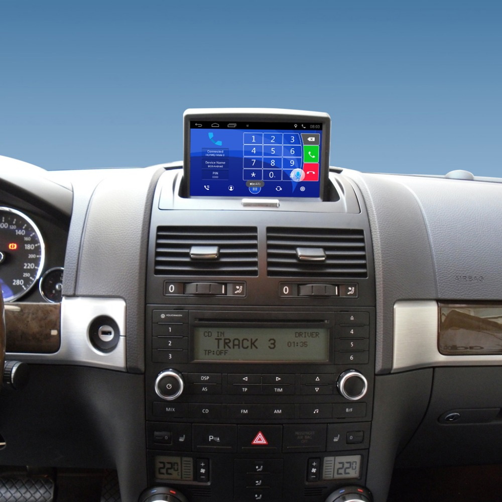 Traje original actualizado de Android de la navegación GPS del coche - Electrónica del Automóvil - foto 5