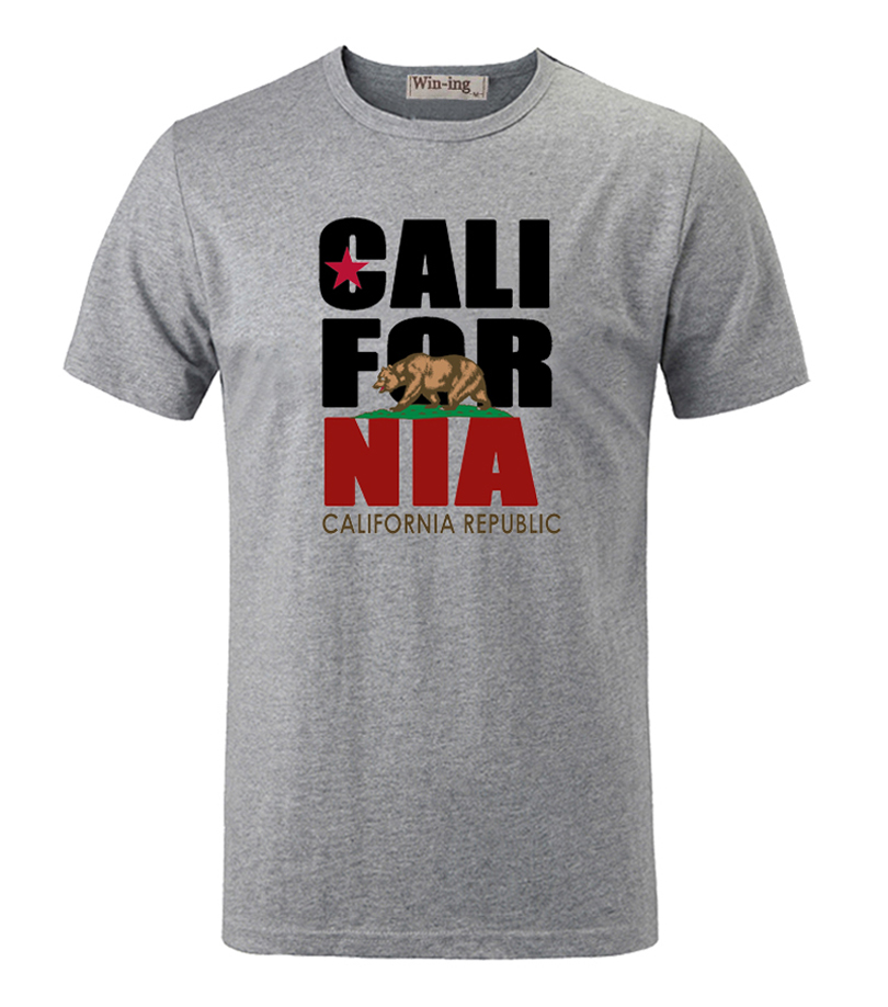 Compare Prices On T Shirts California Online Shopping Buy
