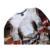 Mr.1991 marca 12-18 anos de miúdos grandes moletom menino juventude moda 3D crânio cabeça impresso hoodies adolescentes jogger sportwear meninos W17