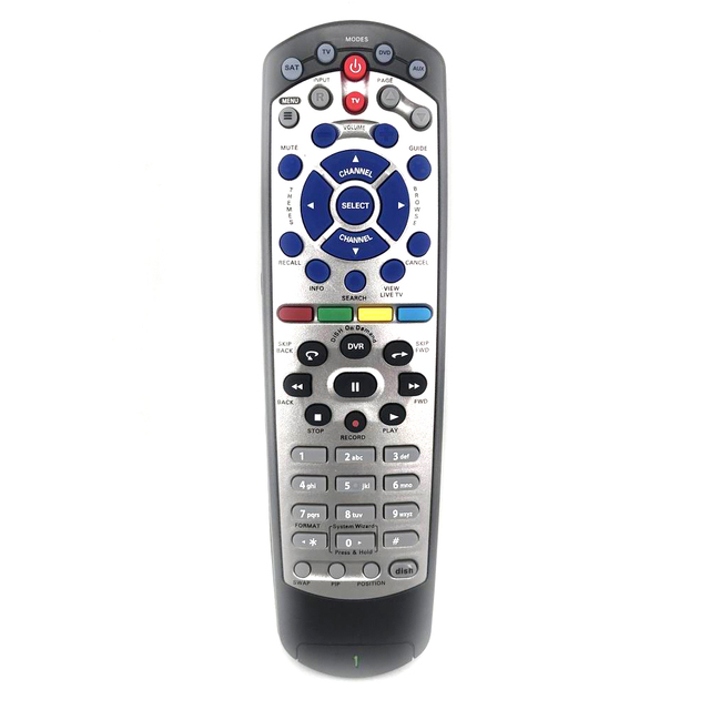new replaced for dish network dish 20 1 ir satellite receiver remote rh aliexpress com Dish Network Guide Dish Network Satellite Remote Codes
