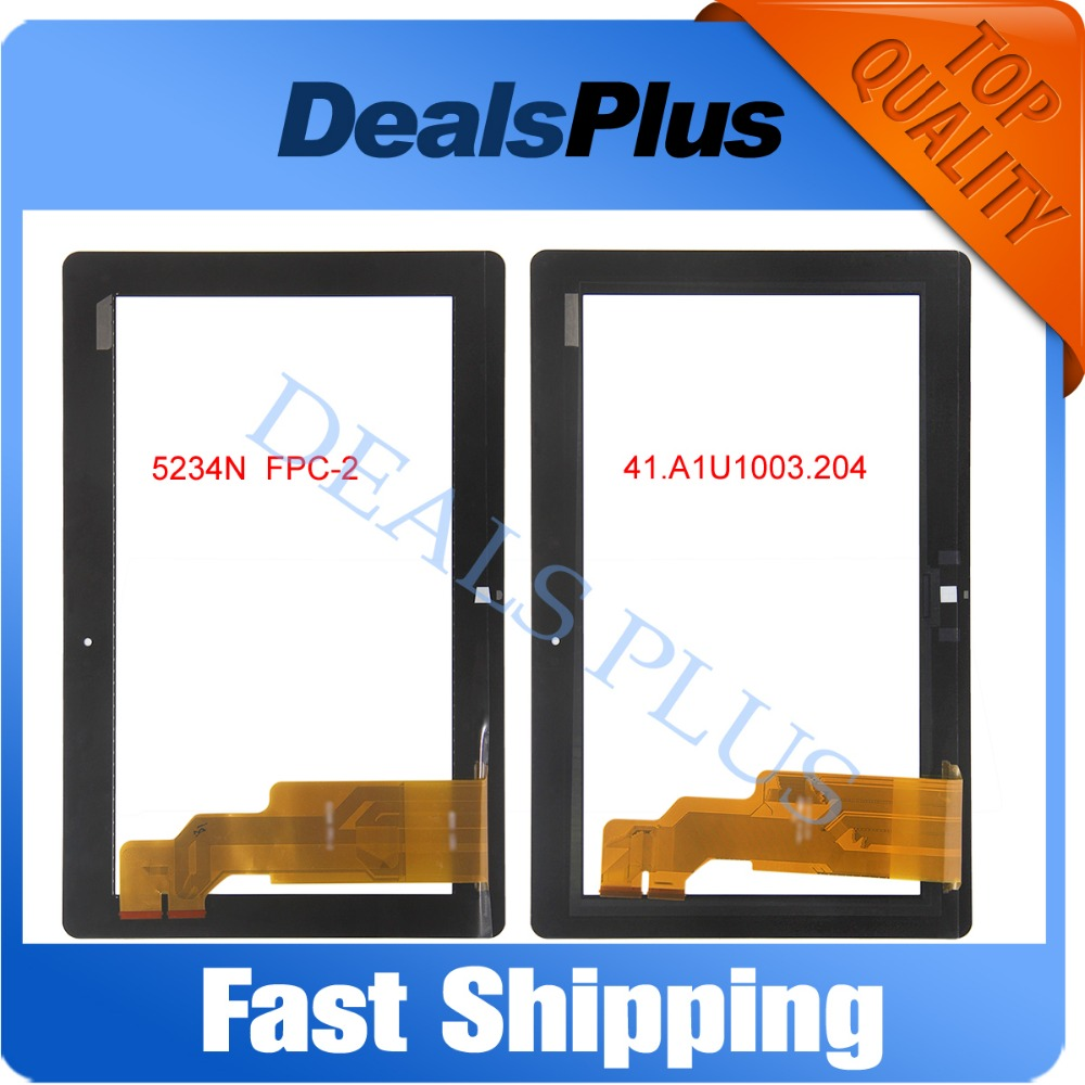 5234N FPC-2 LCD Touch Screen Digitizer Assembly Frame For ASUS TF600T TF600TL