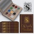 Pré-venda 12 Cores Harry Potter Magia e Bruxaria De Contos De Fadas e Fosco Sombra de Olho Maquiagem Paleta Da Sombra de Maquiagem Cosméticos