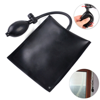 DWCX Car Polyurethane Rubber Door Window Inflatable Wedge Pump Airbag Cushioned Alignment Entry Shim For VW