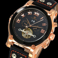 High Quality Tourbillon Men Watches Top Brand Luxury Waterproof Watches Men Automatic Mechanical Wrist Watches Relogio