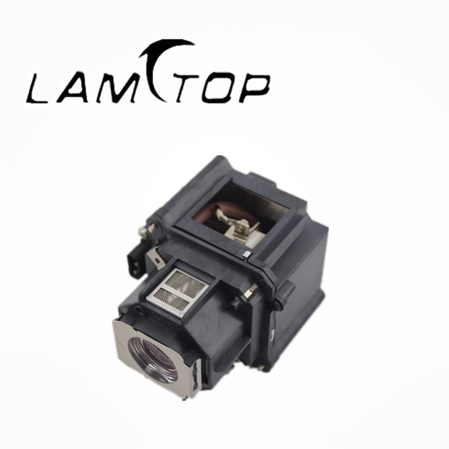 FREE SHIPPING  LAMTOP  180 days warranty  projector lamps with housing  ELPLP47/V13H010L47  for  EB-5150 free shipping new projector lamps bulbs elplp55 v13h010l55 for epson eb w8d eb dm30 etc