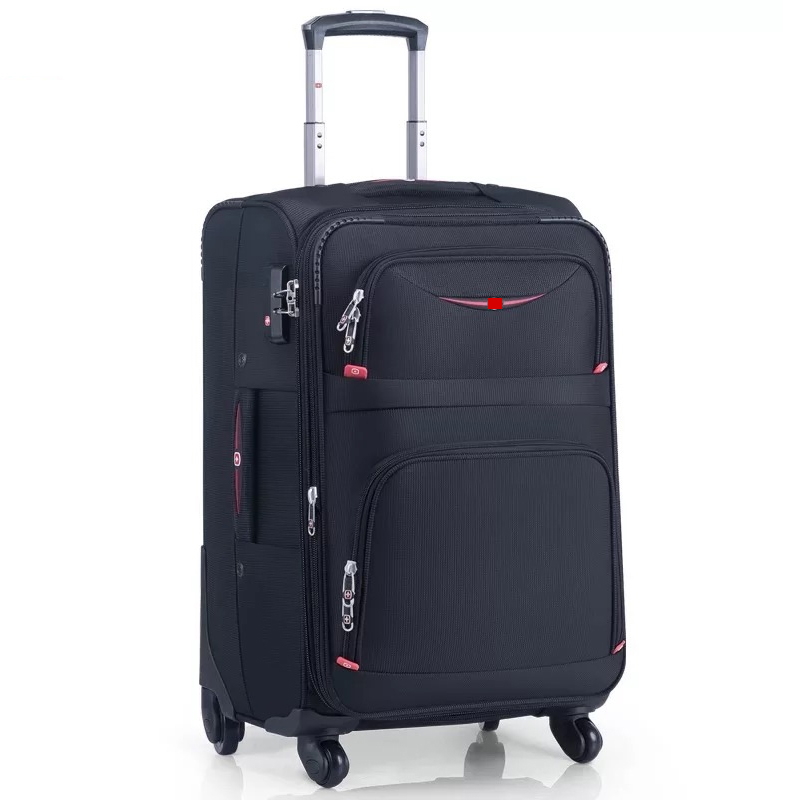 New students Waterproof Oxford Rolling Luggage Bag brand carry on vs Trolley Suitcase Women Men Travel