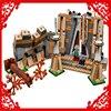 LEPIN 05009 Star Wars 7 Battle On Takodana Building Block Compatible Legoe 438Pcs DIY Toys For