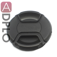 52mm-77mm Snap-on Lens Cap Suit for /Nik Camera 52mm/55mm/58mm/62mm/67mm/72mm/77mm