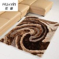 Высокого класса мульти структура ковры для гостиной Европейский современный дизайн ковров и ковровых изделий спальня диван коврики класси