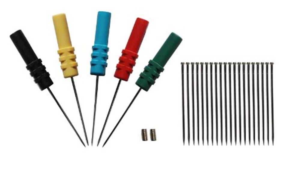 Hantek HT307 Automotive Diagnostic Test Accessories Oscilloscope Probe Pins Set Oscilloscope Accessory Acupuncture Repair Tool