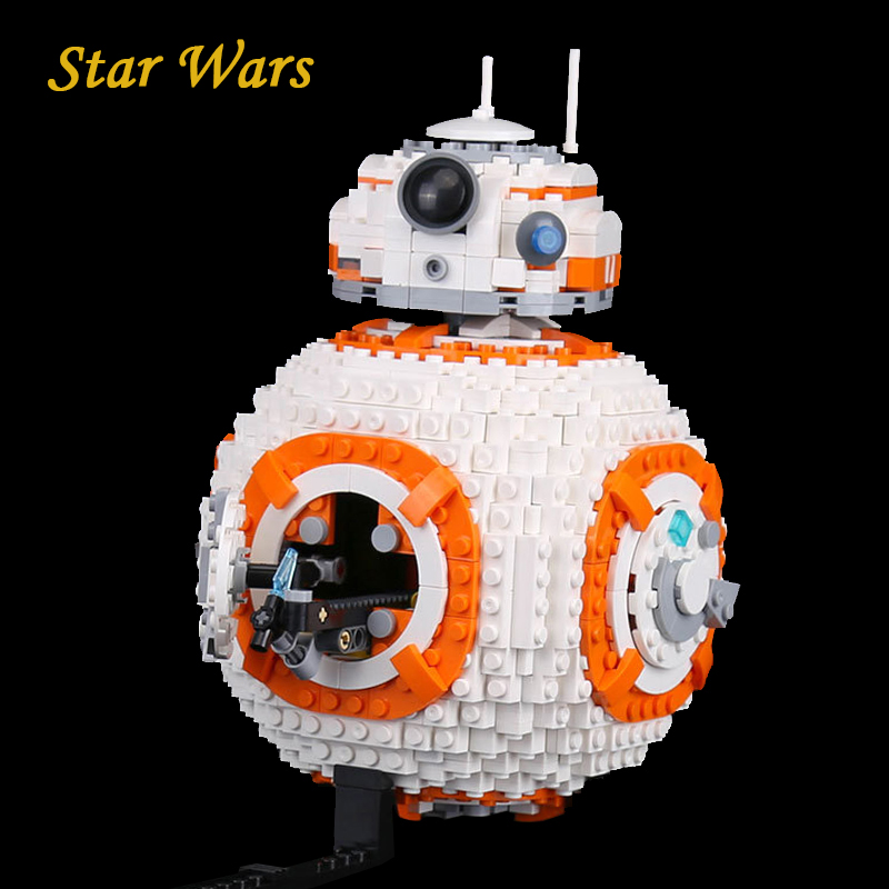 New 1238 Pcs Star War Series Educational Building Blocks Christmas Gifts Toys Bricks Toys For Children Compatible With Lepines