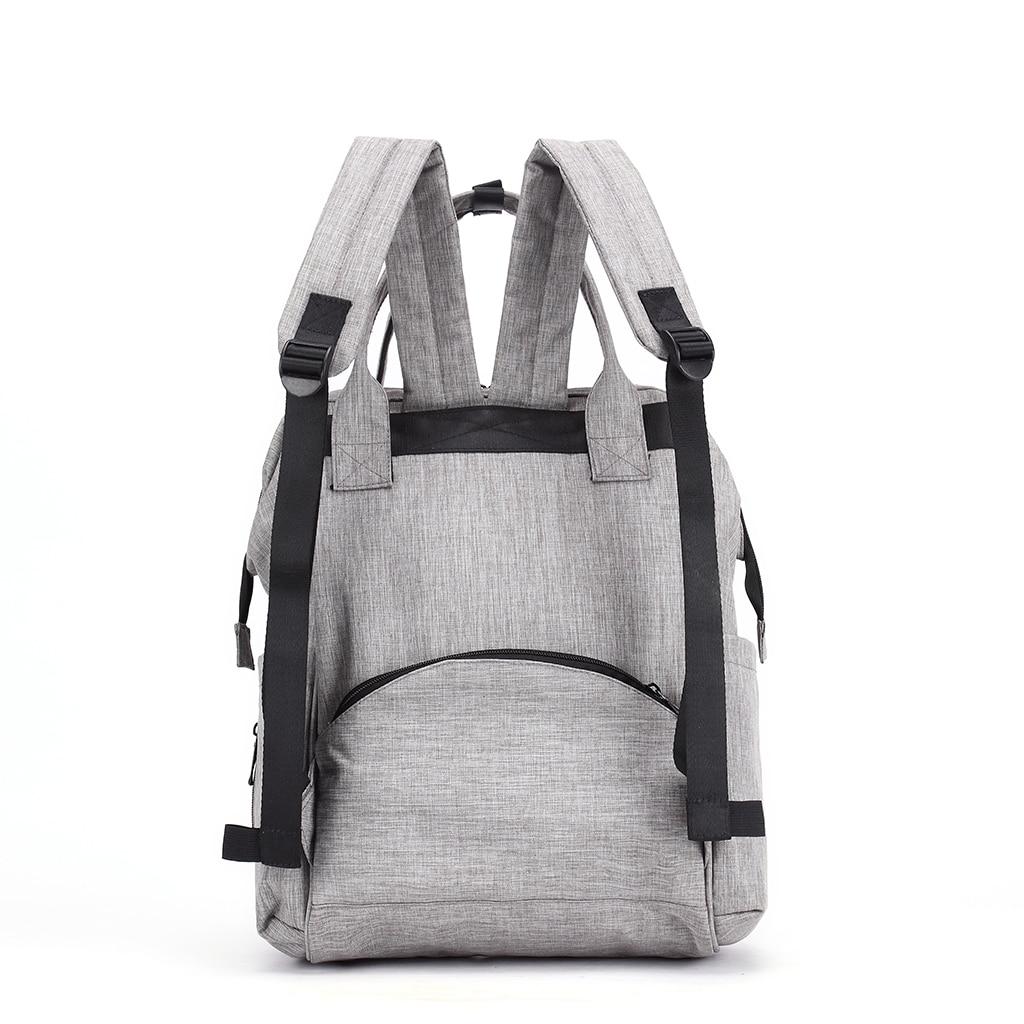 Baby Bag Organizer Torby na pieluchy Plecaki Torby na pieluchy dla - Pieluchy i Trenowanie toalety - Zdjęcie 3