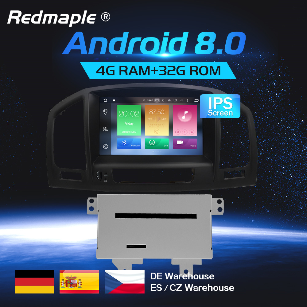 4G Ram Car dvd Stereo Radio GPS Navigation Multimedia font b Player b font For Opel