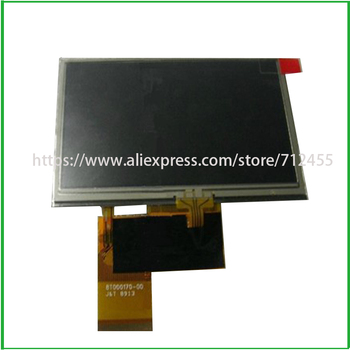 5 cal 40 pin dla Navi N50i AT050TN33 v 1 32000579-02 8T000291-00 KD50G10-40NC-A1 KD50G10-40NC-A3 panel wyświetlacza lcd + ekran dotykowy tanie i dobre opinie SZDONGYUDA Używane Rezystancyjny