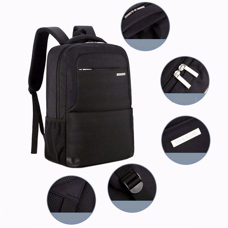 NEW USB Charging Laptop Backpack 15 6 inch Laptop Notebook Women Men Waterproof School Bag For Teenage College Travel Backpack in Backpacks from Luggage Bags