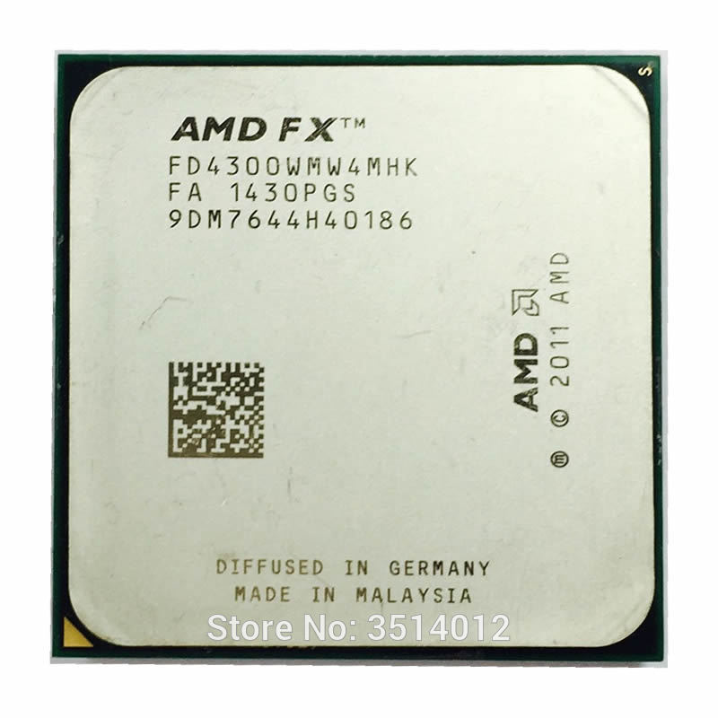 Detail Feedback Questions About Amd Fx Series Fx 4300 Fx 4300 3 8