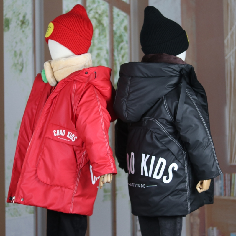 2-8Y new 2018 winter thicken warm cotton-padded boys coat with hood 1pc fashion style girls warm thick winter coat2-8Y new 2018 winter thicken warm cotton-padded boys coat with hood 1pc fashion style girls warm thick winter coat