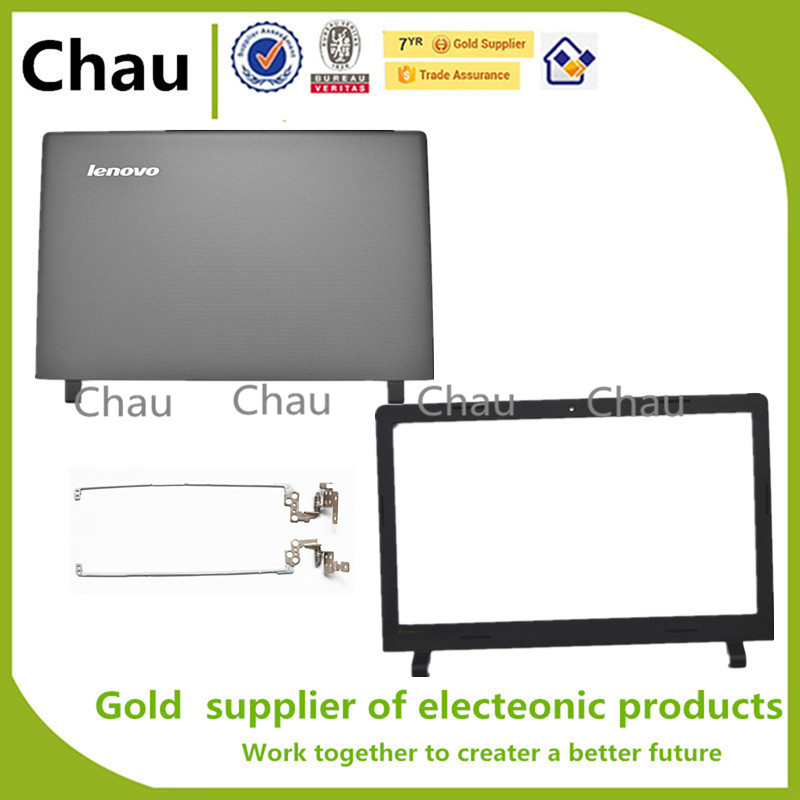 New for lenovo Ideapad 100-15 B50-10  100-15IBY LCD Back Cover Assembly/LCD Bezel Cover/Hinges AP1ER000100 AP1HG000200New for lenovo Ideapad 100-15 B50-10  100-15IBY LCD Back Cover Assembly/LCD Bezel Cover/Hinges AP1ER000100 AP1HG000200