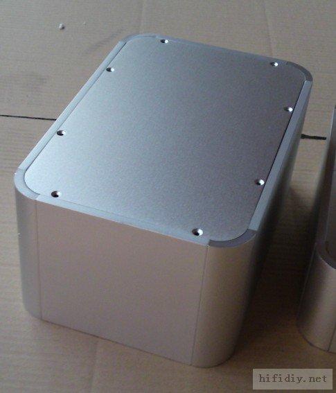 E-027 QUEENWAY Audio 216 CNC full aluminum case amplifier box amp chassis 216mm*150mm*326mm 216*150*326mm queenway audio 2215 cnc full aluminum amplifier case amp chassis box 221 5mm150mm 311mm 221 5 150 311mm