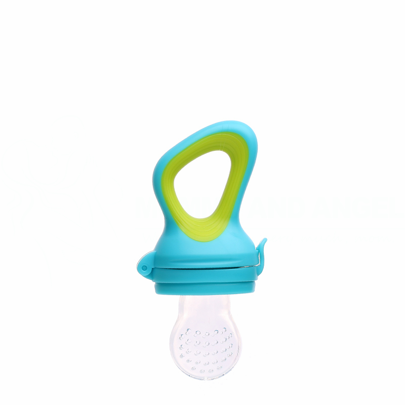 Baby Pacifiers Silcone Feeding Bottles Fresh Food Feeder Feeding Nipple Dummy Fruits (Size:S-M-L,2 Colour,PA-015) FREE SHIPPING