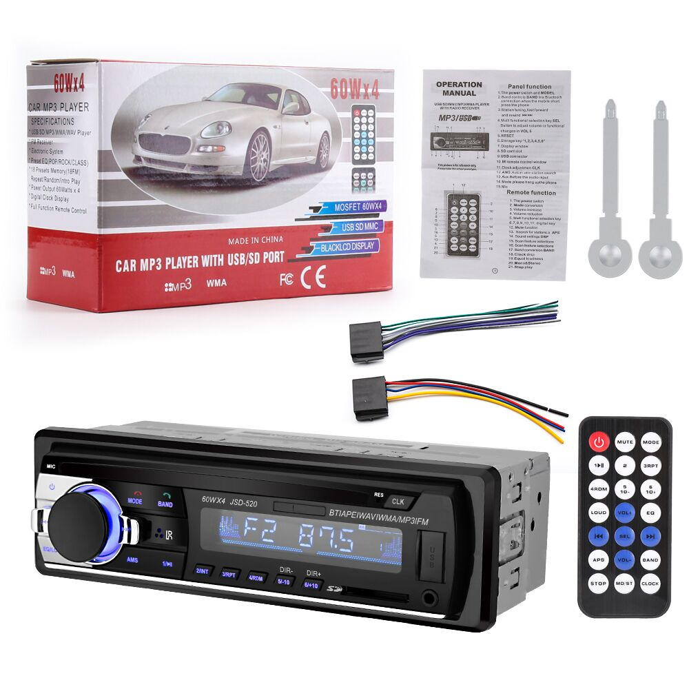Feedypost MP3 Player Car 3