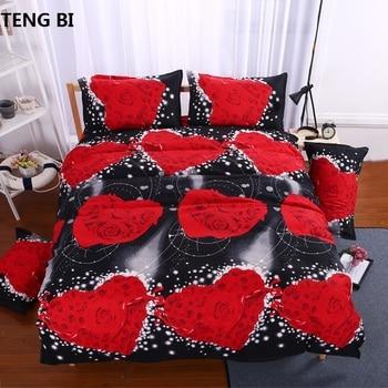 3d Bettwäsche Sets Schmetterling Marilyn Monroe Leopard Rose Bettwäsche Bettbezug Blatt Königin König Twin Panda Bettdecke Bettwäsche