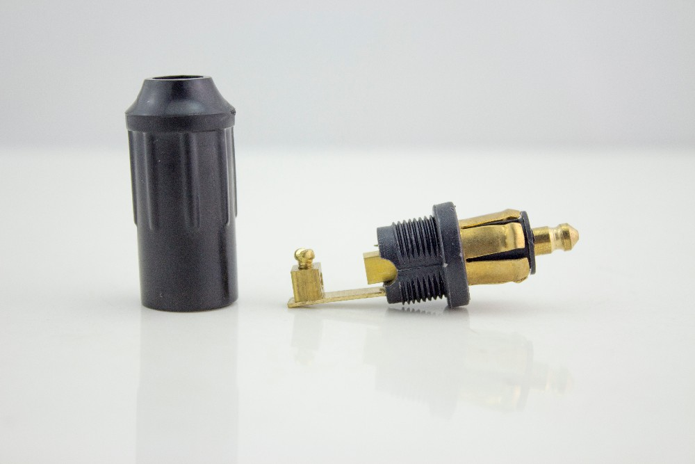 בשביל הלה עבור ב. מ. וו דין אופנוע Plug עבור Powerlet ארובות כלי רכב