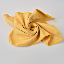 35*35cm Super Soft Microfiber Double-sided Velvet Fast Drying Cloth Cleaning Cloth Free Shipping 5 pcs