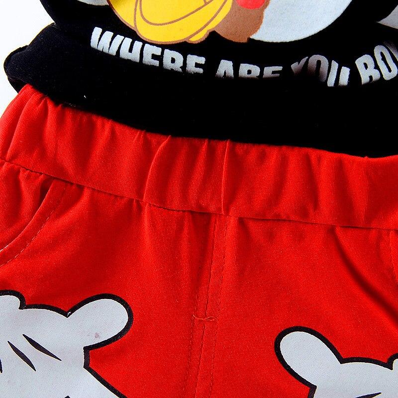 100% medvilnės šaltas kūdikių berniukų drabužių rinkinys - Kūdikių drabužiai - Nuotrauka 6