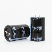 450V 390 мкФ 390 мкФ 450V Объем электролитного конденсатора 35X50 мм лучшего качества