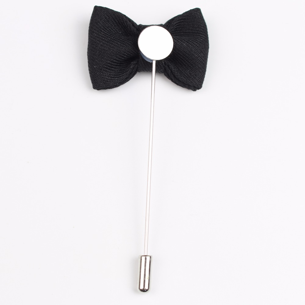 Unisexe Chic Bijoux badge Corsage Boutonnière Or Broche Pin Lapel Breastpin
