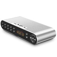 Q8 Phone Wireless Hifi Dual Horn Portable Soundbox Bluetooth 3.0 TF Card Speaker USB Radio