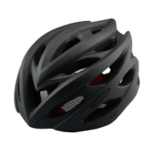 Mountain Bike Road Bicycle Riding Helmet With Light Adult Cycling Helmet With Visor