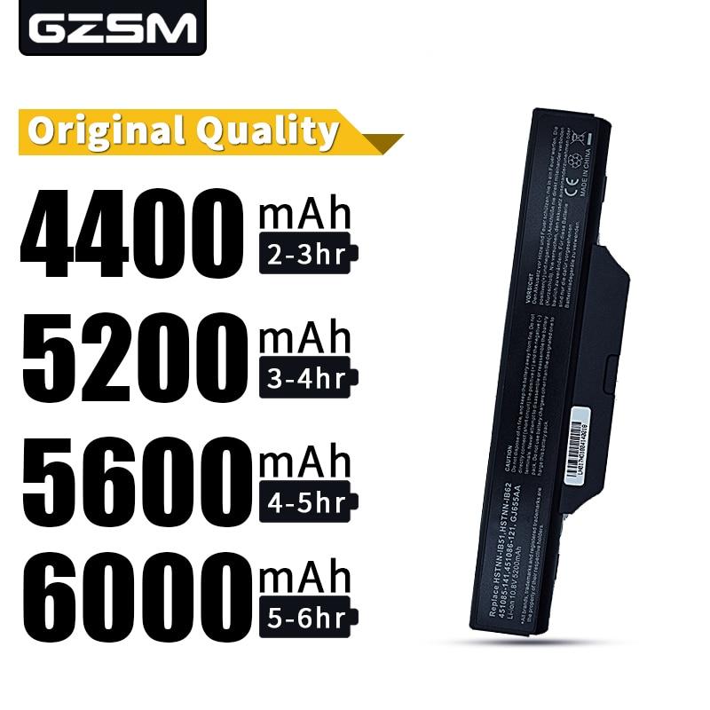 HSW Laptop Battery For HP Compaq 6720 6720s 6730s 6735s 6800 6820 6820S 6830s HSTNN-LB51HSTNN-IB51 HSTNN-IB52 GJ655AA 451086-121