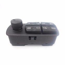 Moc okno przełącznik główny dla Mercedes-Benz samochodów ciężarówka 0045455913 A0045455913 0055452813 A0055452813