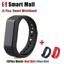 Fuloophi I5 плюс смарт-браслет IP65 Водонепроницаемый Bluetooth браслет деятельность фитнес-трекер часы Pulsera inteligente