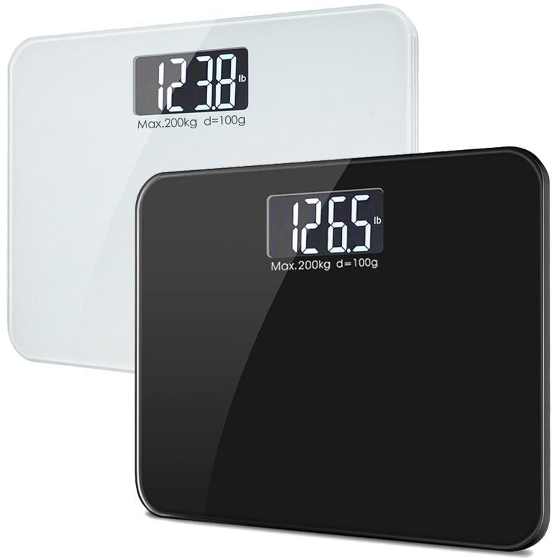 Bathroom floor scales 200Kg/100g Household Digital ...