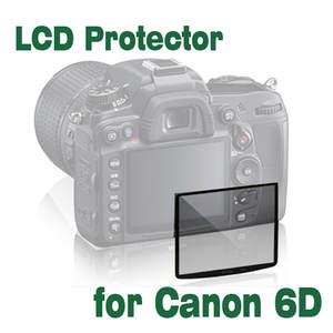 SMILYOU 1 Pcs Professional LCD Optical Glass Screen Protector for Canon 6D