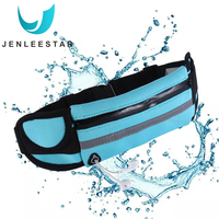 Waterproof Waist Bags   Running   Fanny Pack Women Waist Pack Pouch Belt Bag Men Purse Mobile Phone Pocket Case Hiking Sports Bag