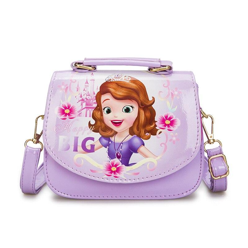 2019 New Doll Accessories Shoulder Bag Sophia Princess Pu Leather Messenger Bag Children's Handbag