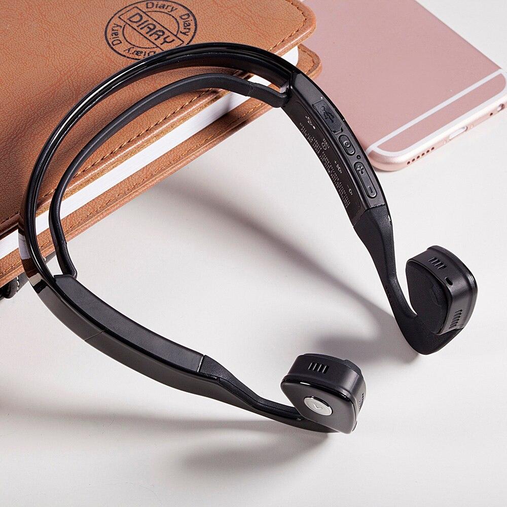 S.Wear Wireless Bluetooth HiFi Deportes Auriculares Conducción Ósea - Audio y video portátil - foto 5